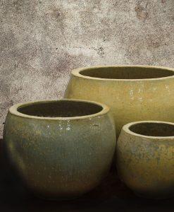 glacier squat pots