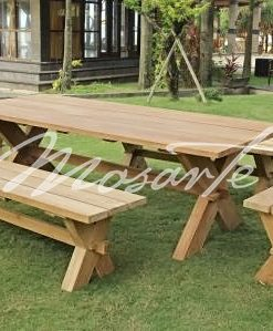 table-long-bench-chairs